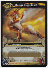 World of Warcraft TCG: Blazing Hippogryph Loot Card *Unscratched*