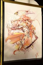 Artistic Poster Anthology No.8 VINTAGE ANIME POSTER JAPAN 73x51,5cm 4394 SHIROW