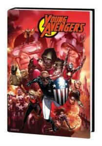 YOUNG AVENGERS BY HEINBERG & CHEUNG OMNIBUS HC VAR COVER [DM ONLY] *PRE-ORDER*