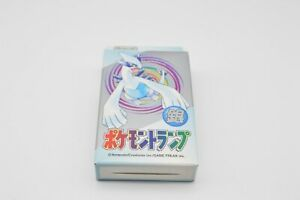 Pokemon Playing Cards Poker Decks Silver Lugia Nintendo 1999 Sealed New