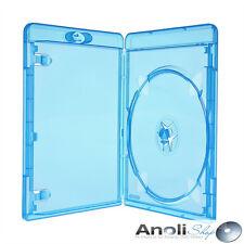 25 Amaray Blu Ray Hüllen 11 Mm für 1 BLURAY DVD CD leer hülle
