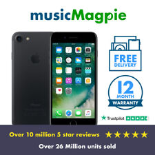 Apple iPhone 7 - 32GB 128GB 256GB - All Colours - Unlocked 4G Smartphone