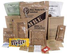 Caja 12 Raciones de combate MRE