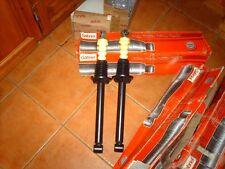 Pair Gabriel Shock Absorbers oil rear Ford Escort Mk5 Mk6 1.4 1.6 1.8 etc Orion
