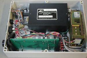 QTY. 2 APC AP9560 10 Outlet Rack Mount 1U Power Distribution Unit 24A AC 120V