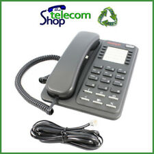 Avaya 98393 SLT teléfono analógico en Negro
