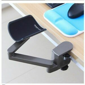 Arm Rest Wrist Stand Metal Alloy Ergonomic Gaming Table Hand Support For Table