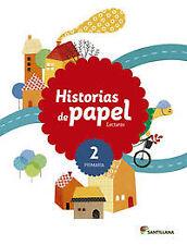 (15).LECTURAS 2ºPRIM.(HISTORIAS DE PAPEL). ENVÍO URGENTE (ESPAÑA)