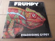 FRUMPY ROADRIDING GIPSY KRAUT ROCK EAR ASS RECORDS REISSUE LP