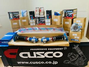 STOCK- CUSCO JDM type RS Front LSD 1.5 Way FOR Civic Type R FK8 2017+
