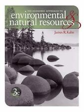 Economic Approach to Environment and Natural Resources (with Printed Access Card