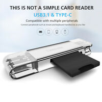SD Memory Card Reader SDHC SDXC USB 3.0 Camera Phone Memory Card Reader Adapter