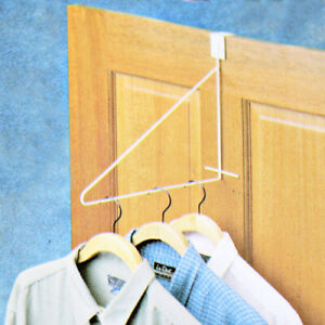 NEW Over Door Ironing Hanger and Clothes Organiser to Sort Iron Drip Dry