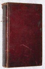 1753~BOOK OF COMMON PRAYER~PSALMS OF DAVID~Plus PARAPHRASED by William Nicholls