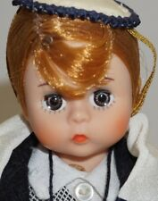 "DAVID THE LITTLE RABBI DOLL ~ Madame Alexander ~  EX FOR CELIA'S DOLLS ~1991- 8"""