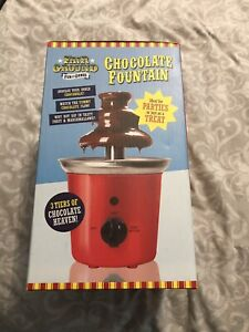 Fairground Chocolate Fountain Used Once
