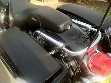 Black Mamba covers for Harley-Davidson 94-2013 Paint Protection Vinyl Lid Topper