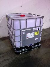 275 Gallon IBC Tote / Water Tank / Hydroponics / Aquaponics / Portable Car Wash
