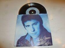 "SHAKIN' STEVENS - Teardrops - 1984 UK solid centre 7"" vinyl single"