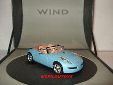 OCCASIONE NOREV ALTOPIANO A VITE RENAULT CONCEPT CAR WIND 2004 au 1/43°