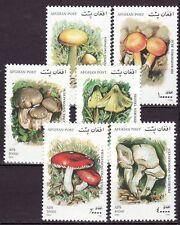 Afghanistan 2001 - MNH - Paddestoelen / Mushrooms / Pilze