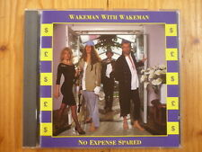 Wakeman With Wakeman No Expense Spared / BELLAPHON Neu