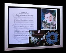 THE CURE Pictures Of You LTD TOP QUALITY CD FRAMED DISPLAY+EXPRESS GLOBAL SHIP