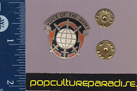 INFORMATION SYSTEMS COMMAND Army Pin DI DUI Badge Crest