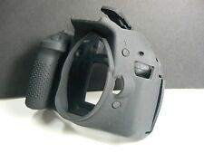 Silicone Armor Skin Case Camera Cover Bag For Canon EOS 550D Rebel T2i Kiss X4