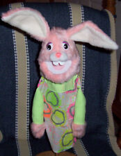 Little Bunny Rabbit Ventriloquist Puppet-performance ministry-choose:boy or girl