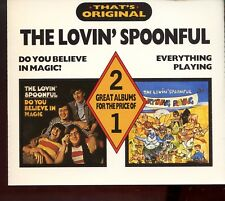 The Lovin' Spoonful / Do You Believe In Magic - Everything Playing - 2CD Fat Box