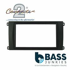 Connects2 CT24PO02 Porsche Cayenne 02-06 Car Stereo Double Din Facia Plate Panel