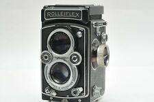 Rolleiflex 6x6 TLR Camera Carl Zeiss Tessar 7.5cm 75mm f3.5 Lens 1726506