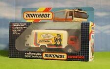 MATCHBOX SUPERKINGS - K-88 MONEY BOX - SECURITY VAN - MINT IN BOX - CAR MODEL