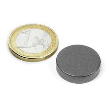 Super Magnete Disco in Neodimio rivestito in Teflon 20x5 mm. 6 Kg. Fisioterapia