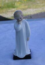 * Royal Doulton England Figurine HN1985 Darling Bone China Boy In Night Shirt/