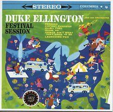 CD Duke ELLINGTON Festival Session - MINI LP - 12-TRACK CARD SLEEVE