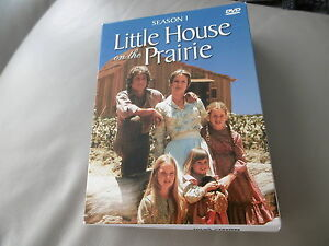 La Casa Nella Prateria Stagione 1 Box DVD 6 Disco Cert Pg Ntsc 1 USA Canada