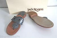 sandales grises sandals JACK ROGERS size 36 eu 5,5 us 3 uk NEUVES/BOITE val 125€