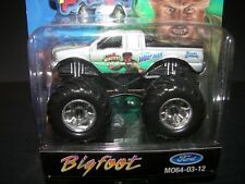 "Muscle Machines ""THE WOLFMAN"" Big Foot Universal Studios Truck Movie Series"