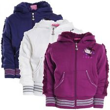 Unbranded Logo Hoodies (2-16 Years) for Girls