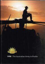 Australian Army in Profile 1998 edited by Gavin Fry Michelle McDonald (Hardback)