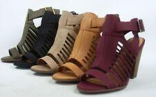 High (3 in. to 4.5 in.) Kitten Unbranded Heels for Women