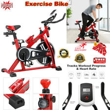 Exercise Bike Spin Cycling Bike Home Gym Bicycle Cardio Fitness Training Workout