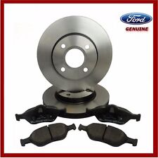 Genuine Ford Fiesta ST 2013-2017 Rear Brake Discs & Pads