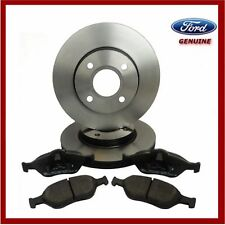 Genuine Ford Fiesta ST 2013-2017 Front Brake Discs & Pads