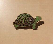 Turtle Pin - Enameled
