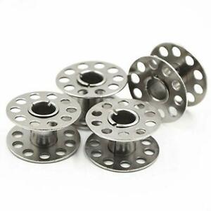 Metal Bobbin Spools - SA156, Class 15, A size Bobbins