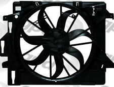 Engine Cooling Fan Assembly fits 2008-2015 Dodge Grand Caravan  GLOBAL PARTS