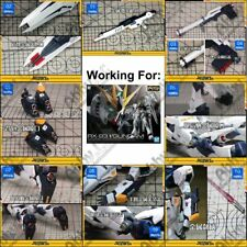 for RG 1/144 RX-93 Nu Gundam Jaoparts Metal Details Part Set Tool-Free Glue-ONLY